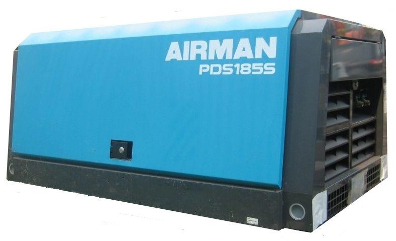 Компрессор AIRMAN PDS185S-B (BOX)