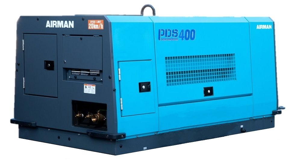 Компрессор AIRMAN PDS400SC-B