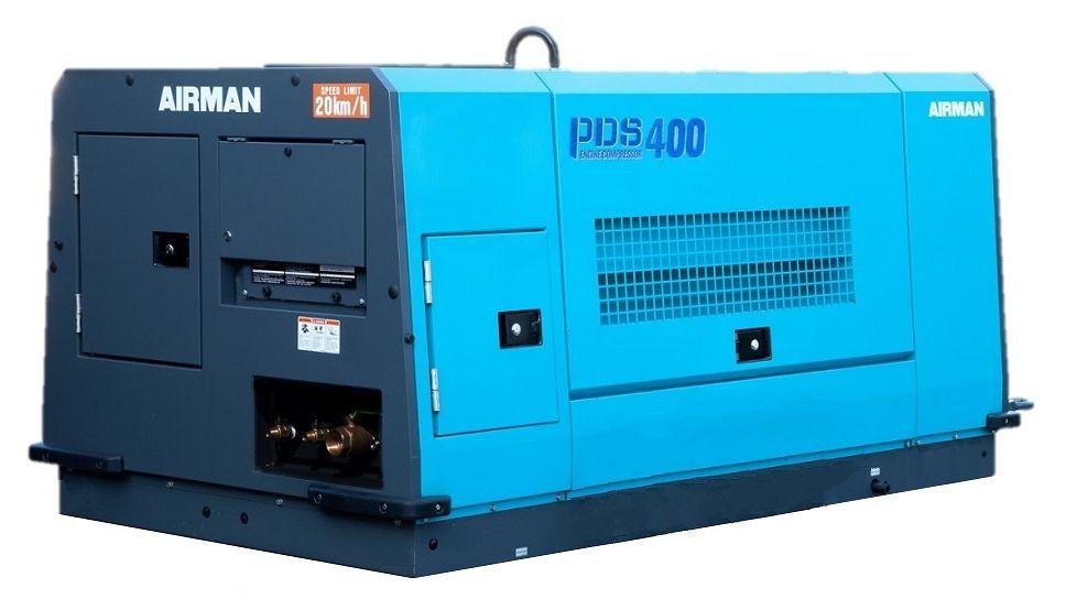 Компрессор AIRMAN PDS400S-B