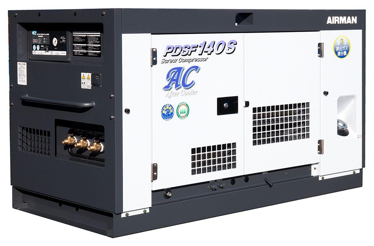 Компрессор AIRMAN PDSF140SC