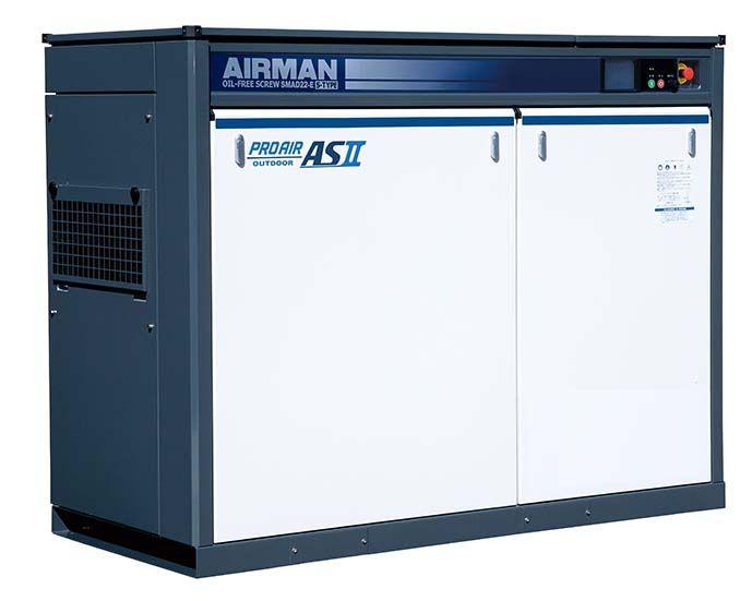 Компрессор AIRMAN SMAD22S (Всепогодный)
