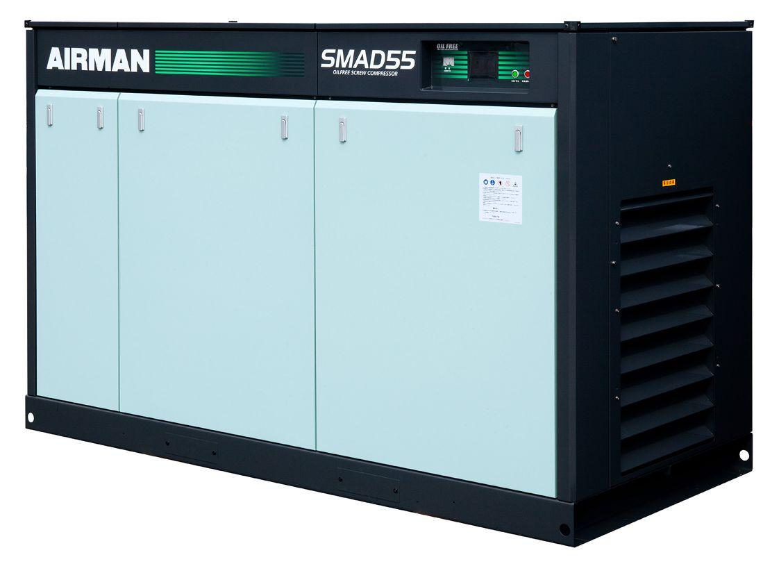 Компрессор AIRMAN SMAD55PD (Всепогодный)