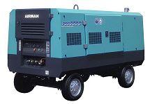 Компрессор AIRMAN PDS655S-W на шасси