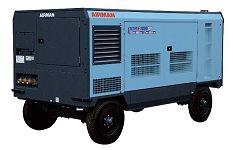 Компрессор AIRMAN PDSF1000DPC-W на шасси