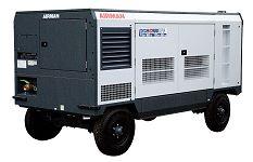 Компрессор AIRMAN PDSF900DPC-W на шасси